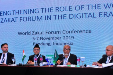 CZM participates at World Zakat Forum International Conference 2019