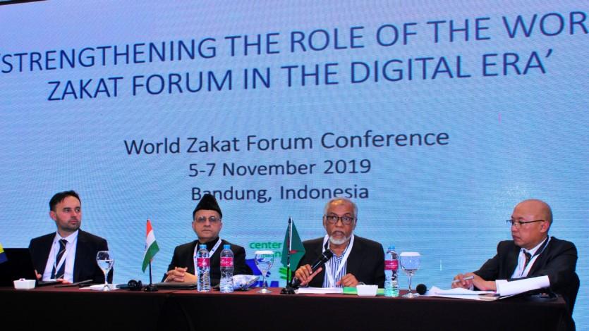 Center for Zakat Management (CZM) participates at World Zakat Forum International Conference 2019