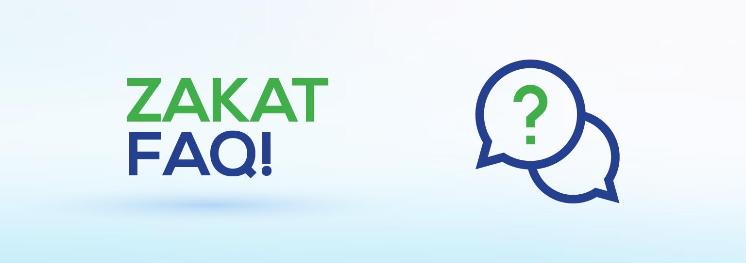 Zakat FAQ!